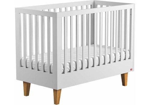 Vox LOUNGE Cot Bed 120x60 white
