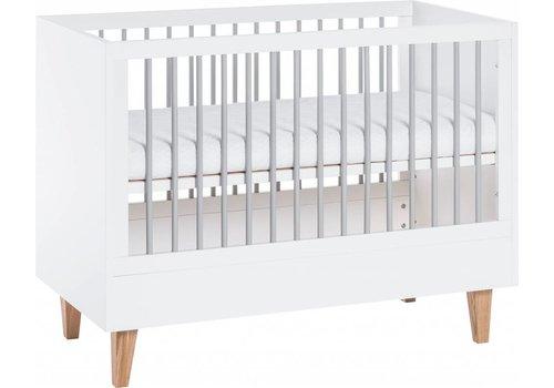Vox CONCEPT Cot Bed 120x60 white