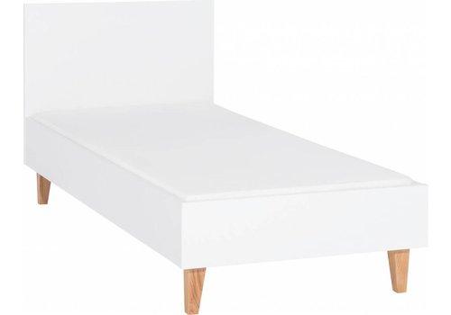 Vox CONCEPT Eenpersoonsbed 90x200cm white
