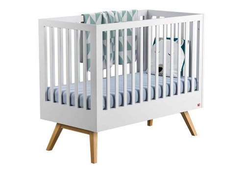 Vox NATURE Cot Bed 140x70 (infant Bed included) white
