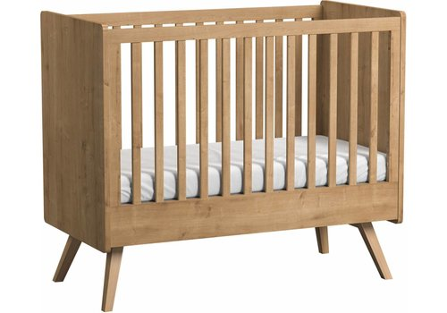 Vox VINTAGE Cot bed 60x120cm oak