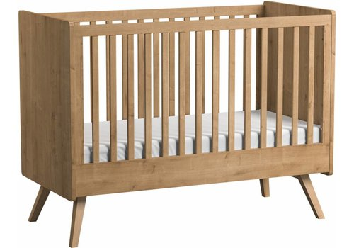 Vox VINTAGE Cot bed 70x140cm oak