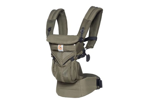 Ergobaby Baby carrier 4P 360 OMNI Cool Air Mesh Khaki Green