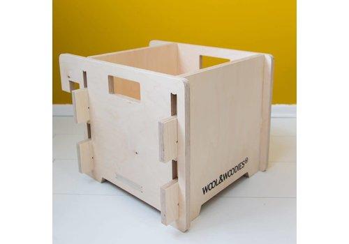Wool & Woodies Playbox