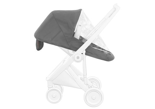 Greentom Raincover Carrycot/Reversible