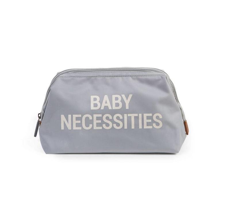 Baby necessities grey/off-white