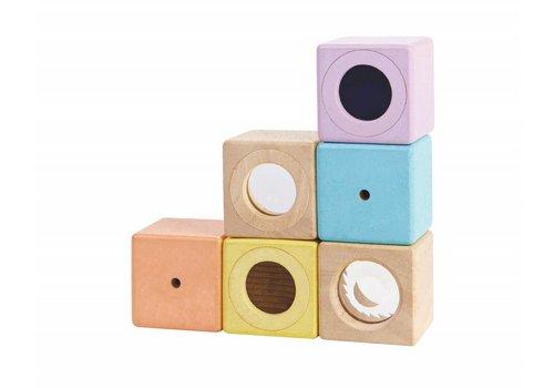 PlanToys Sensory blocks