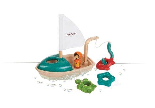 PlanToys Activiteitenboot