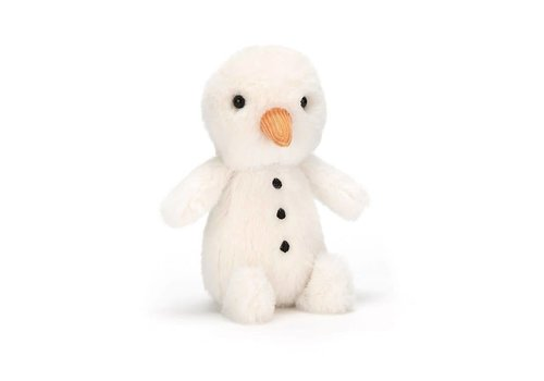 Jellycat Fluffy Snowman
