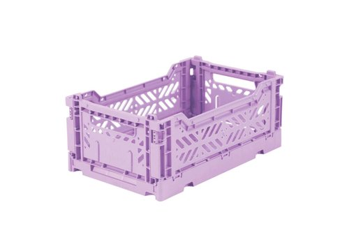 Aykasa Foldable crate mini orchid