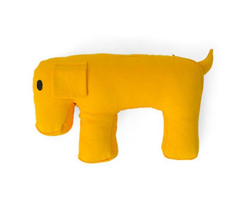 Reiskussentje Olly yellow