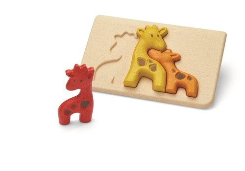 PlanToys Giraffe puzzle