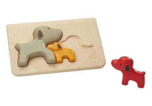 PlanToys Dog Puzzle