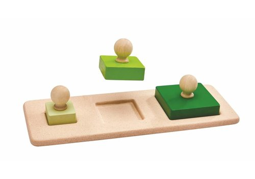 PlanToys Square Matching Puzzle