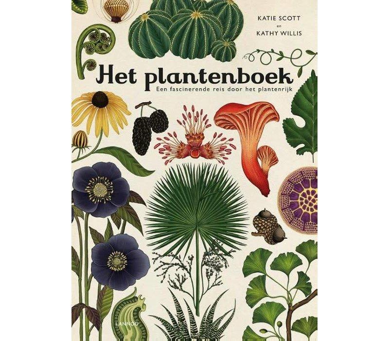 Het plantenboek. 8+