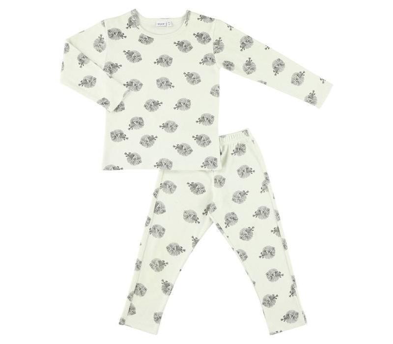 5dc4944602007 Trixie Baby • Pyjama 2 pieces Blowfish - Atelier BéBé