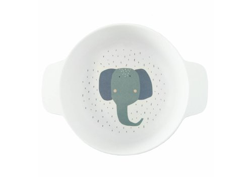 Trixie Baby Bowl with handles Mrs. Elephant