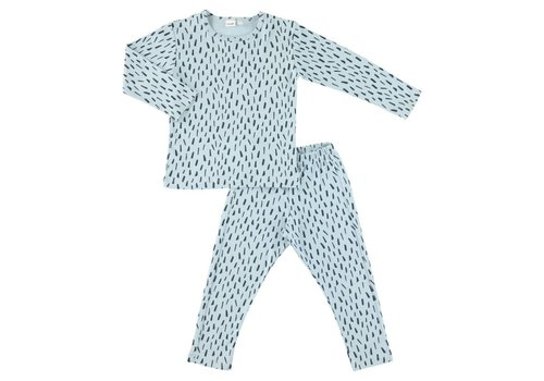 Trixie Baby 2-delige pyjama Blue Meadow