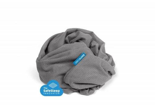 AeroSleep Sleep Safe Hoeslaken 95x75cm Darkgrey