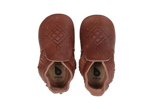 Bobux Soft Soles Mocassin toffee