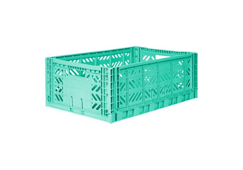 Aykasa Foldable crate maxi mint