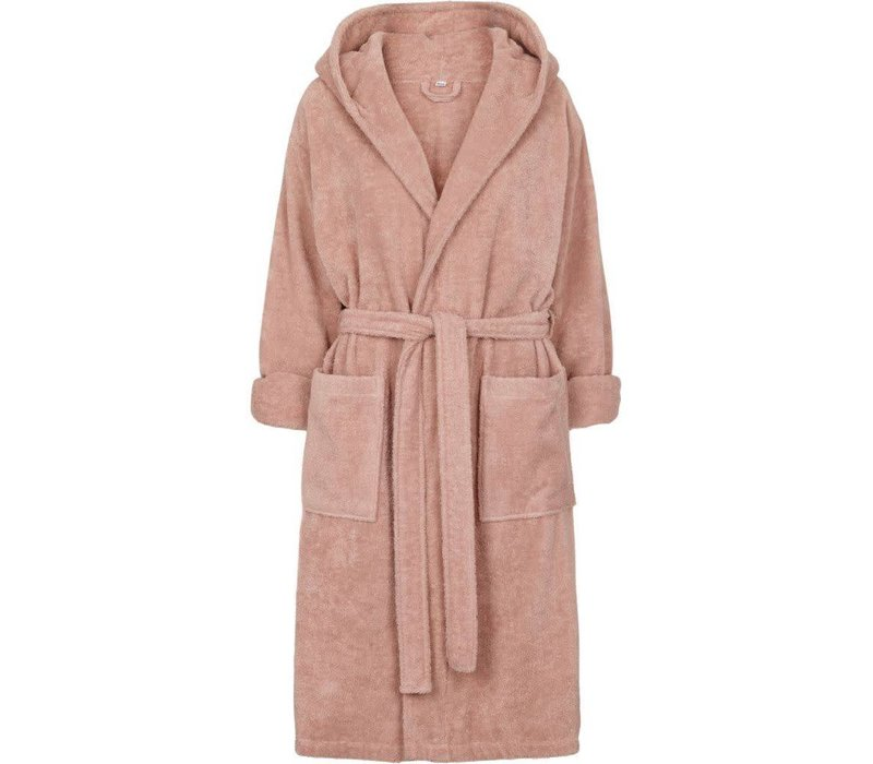 Laila mommy bathrobe Rose