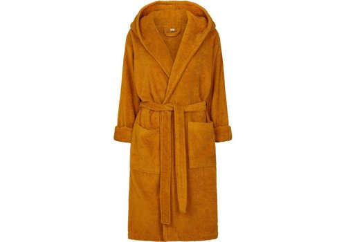 Liewood Laila mommy bathrobe Mustard
