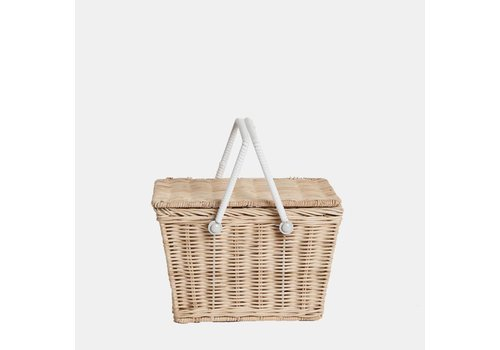 Olli Ella Piki Basket straw