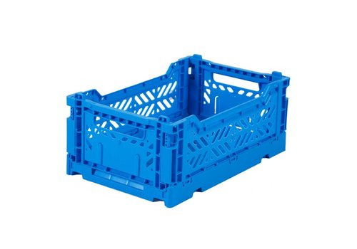 Aykasa Foldable crate mini blue