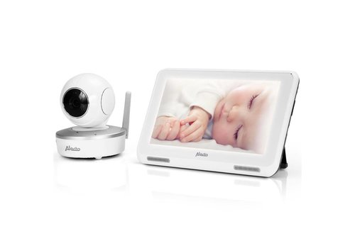 "Alecto Wifi babyfoon DIVM-770 met camera en 7"" touchscreen"