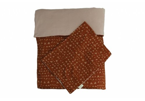 Heart of Gold Duvet & pillow cover Dami hearts siena otherside lotus