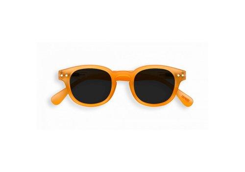 Izipizi Sunglasses junior #C Orange flash