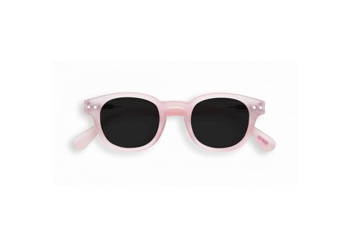Izipizi Zonnebril junior #C Pink halo