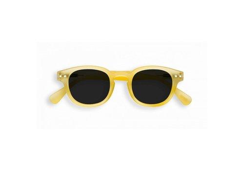 Izipizi Zonnebril junior #C Yellow chrome