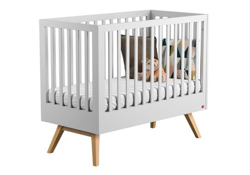 Vox NAUTIS Cot bed II 70x140 white/oak