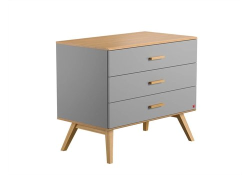 Vox NAUTIS Commode light grey/oak