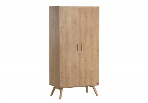 Vox NAUTIS 2-door wardrobe oak