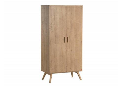 Vox NAUTIS Kleerkast 2-deurs oak