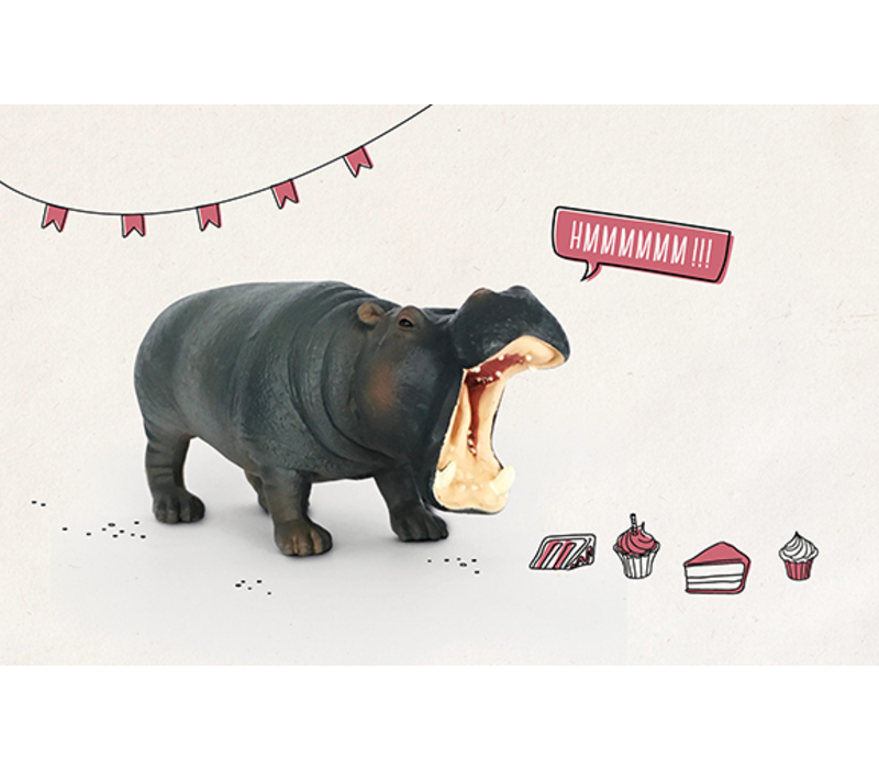 Nijlpaard hmmmmm