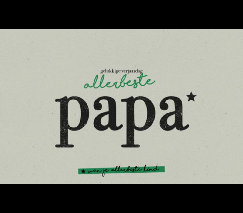 Karoo Allerbeste papa