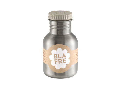 Blafre Steel bottle 300ml grey