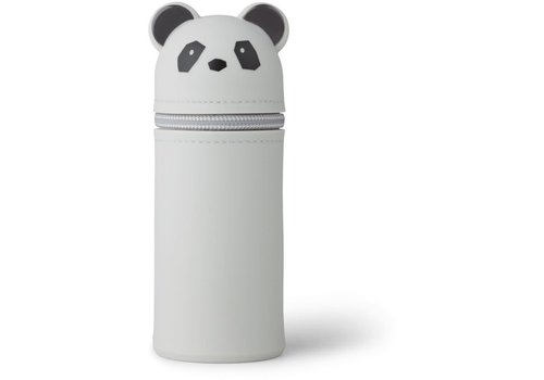 Liewood Vitus pencil case Panda dumbo grey