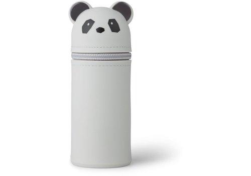 Liewood Vitus pennenzak Panda dumbo grey
