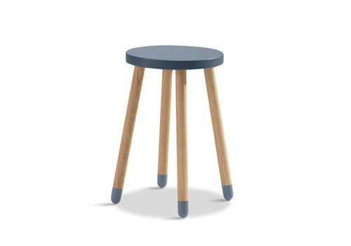Flexa POPSICLE Children's side table blueberry