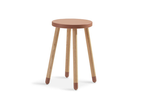 Flexa POPSICLE Children's side table cherry