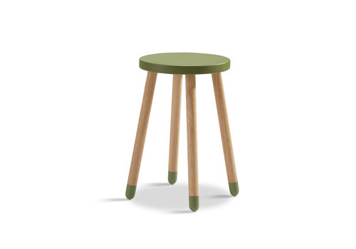 Flexa POPSICLE Children's side table kiwi