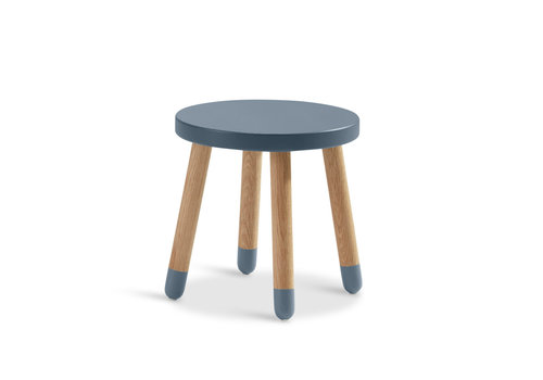 Flexa POPSICLE Children's stool blueberry