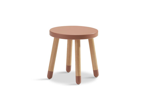 Flexa POPSICLE Children's stool cherry