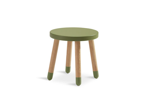 Flexa POPSICLE Children's stool kiwi