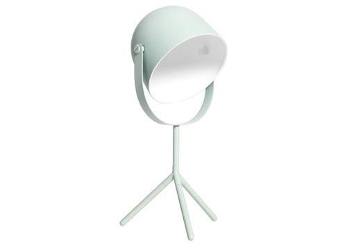 Flexa Monty tafellamp mintgroen